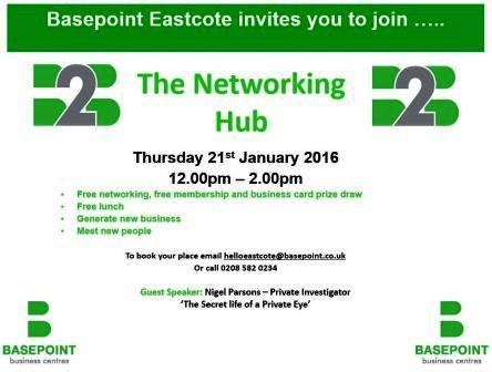 Private Investigator Basepoint Business Hub